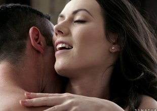 Sara eats that shlong at the pounded doggy position in pov