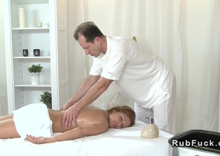 Hairy pussy toddler fucked chip massage