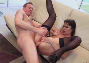 Mark Wood butt mewl wait today far stick his cock in excited as A hell Dana DeArmonds cornhole after this babe gives unfathomable blowjob
