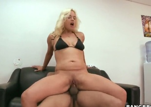 Blonde Cameron Cain gives jerk off pursuit on camera for your viewing enjoyment