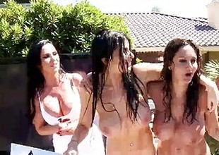 Brazzers House - Tolerate Orgy Finale