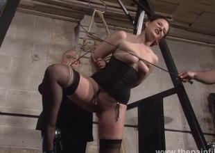 Slave Caroline Borehole whipping