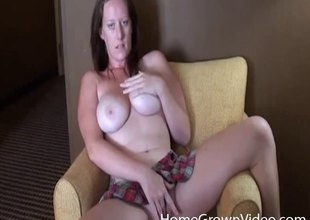 Curvaceous lay gal plays with her cunt close by a hotel bailiwick