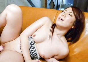 Best Japanese battle-axe Sakura Ooba forth Senseless JAV uncensored Shaved video