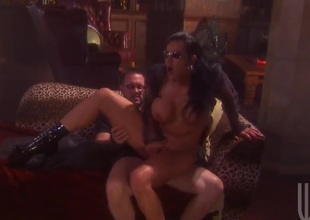 Exotica makes her dirty dreams a consent true with dudes snake with her mouth