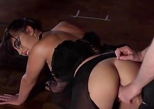 Brazzers - Kayla Callow receives screwed roughly the irritant by the conjoin