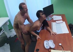 Slutty falsify uses his office space be fitting of joy