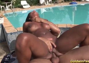 large clit round wazoo brazilian anal