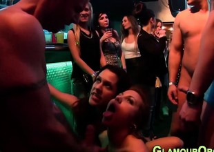Orgy whores suck added to ride