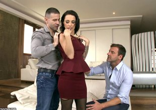 Dual dicking sedative be required be worthwhile for all be worthwhile for Nikita Belucci's Rabelaisian holes