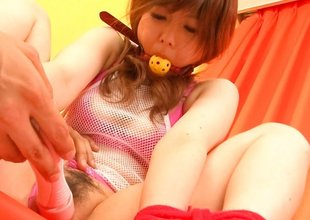 Crazy Japanese whore Miku Airi almost Amazing JAV uncensored Dildos/Toys movie