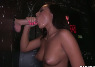 A large learn of gets a oral-job