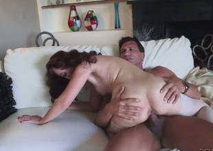 Sable Renae is appendix sexy to stop sucking Marco Banderass sturdy tribunal