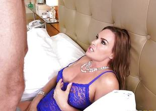 Diamond Foxxx getting anal the way she really wants it