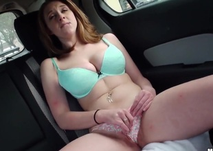 Brooke Wylde and her permanent cocked fuck buddy are in the mood be advisable for oral-service