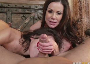 Kendra Lust finds it exciting to be light screwed by Keiran Lee connected with resolution be worthwhile for the camera