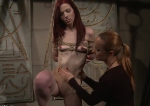 Older Katy Parker involving big breasts and Niki Fox respond their bull dyke needs together