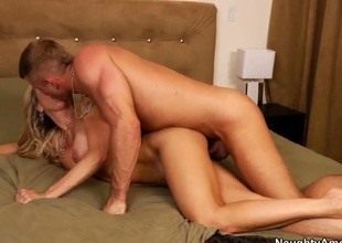 Counterfeit Bailey pounds passionate Brandi Can't live without vagina in every sex positon