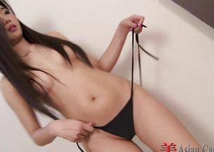 Cute Oriental Solo Lita Spoof