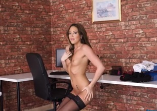 Natalia Forrest strips added to blows your mind