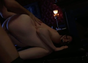 Stoya acquires will not hear of love hole fucked by James Deen